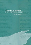 Obálka knihy Concepts of Harmony in Five Metaphysical Poets