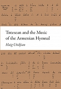 Obálka knihy Tntesean and the Music of the Armenian Hymnal
